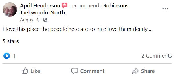Adult2, Robinson's Taekwondo Sacramento CA