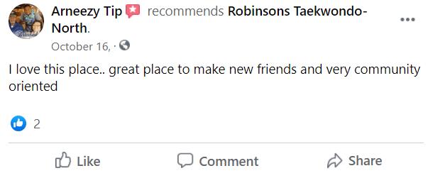Adult4, Robinson's Taekwondo Sacramento CA