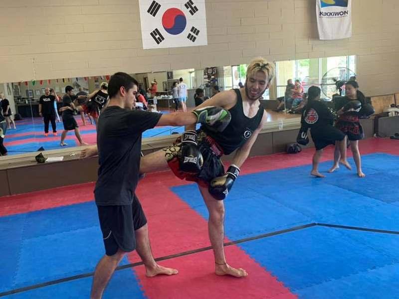 Kb2, Robinson's Taekwondo Sacramento CA